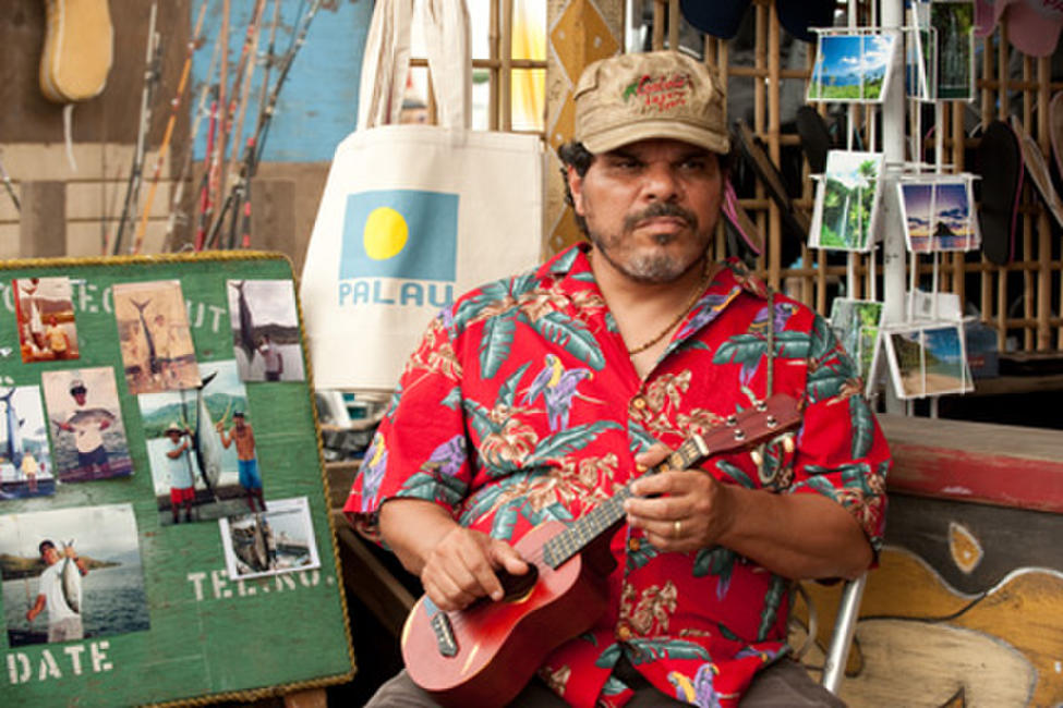 Luis Guzman as Gabato in ``Journey 2: The Mysterious Island.''