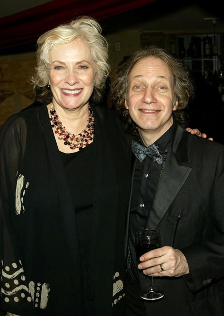 Betty Buckley and Scott Siegel during the 2004 Nightlife Awards Concert.