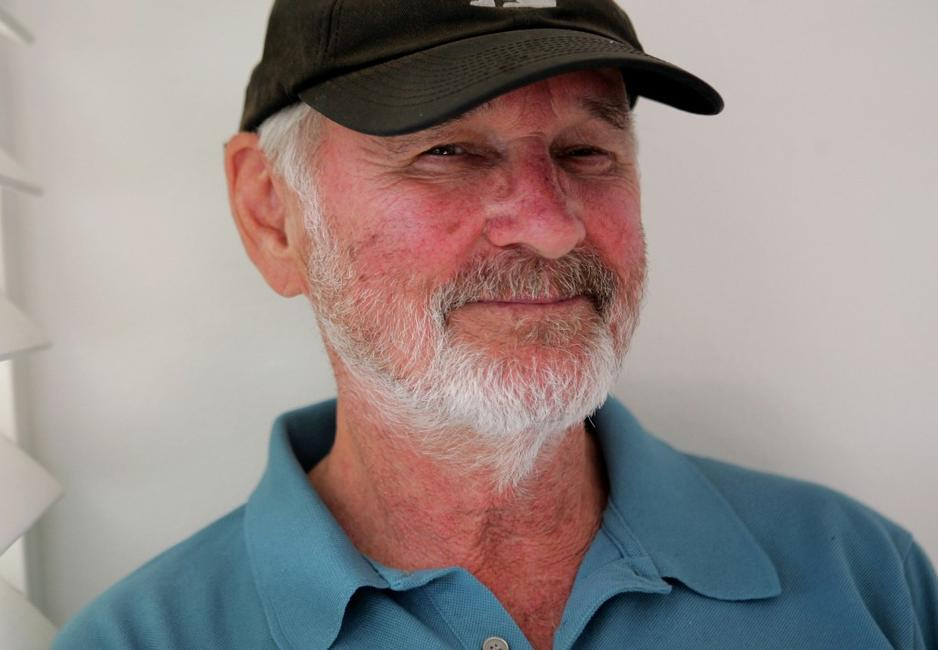 Norman Jewison at the Sarasota Film Festival.