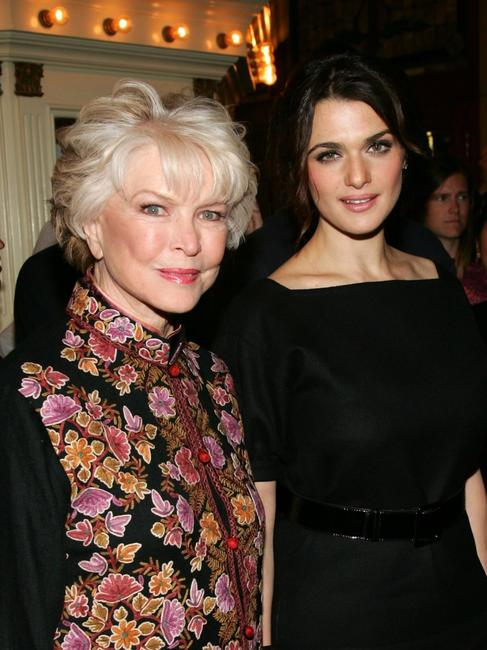 Ellen Burstyn and Rachel Weisz at the Toronto International Film Festival 2007.