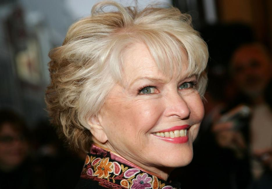 Ellen Burstyn at the Toronto International Film Festival 2007.
