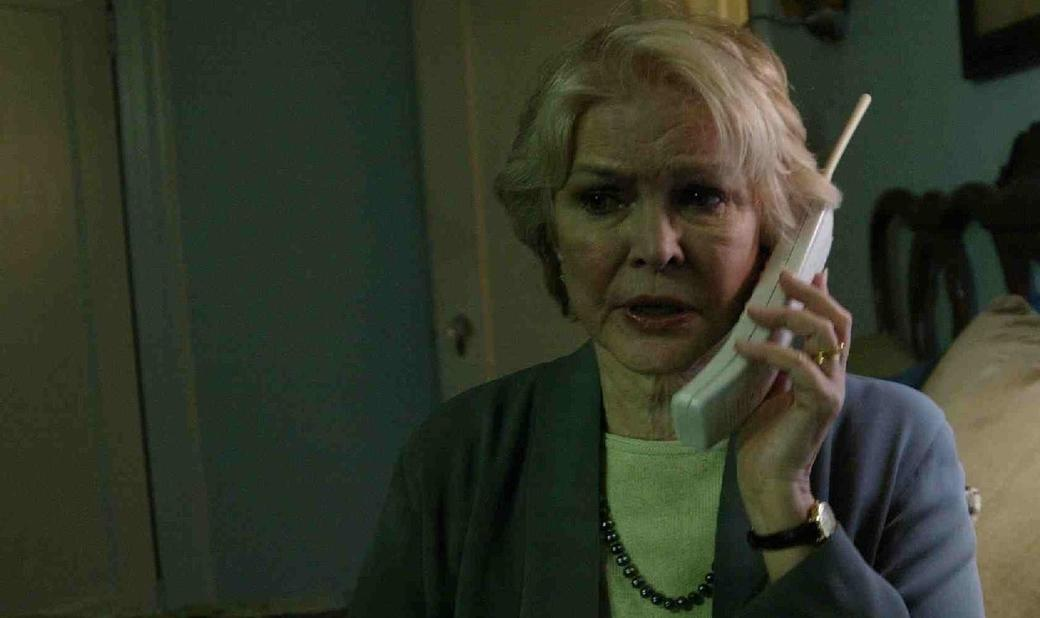 Ellen Burstyn as Diana Hunt in