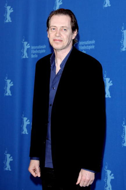 Steve Buscemi at a photocall for