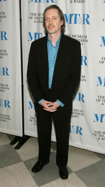 Steve Buscemi at the Museum of Television & Radio presentation of