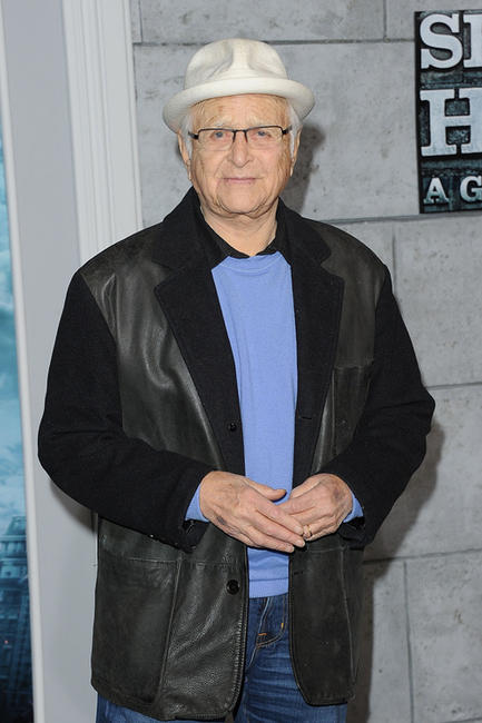 Norman Lear at the California premiere of
