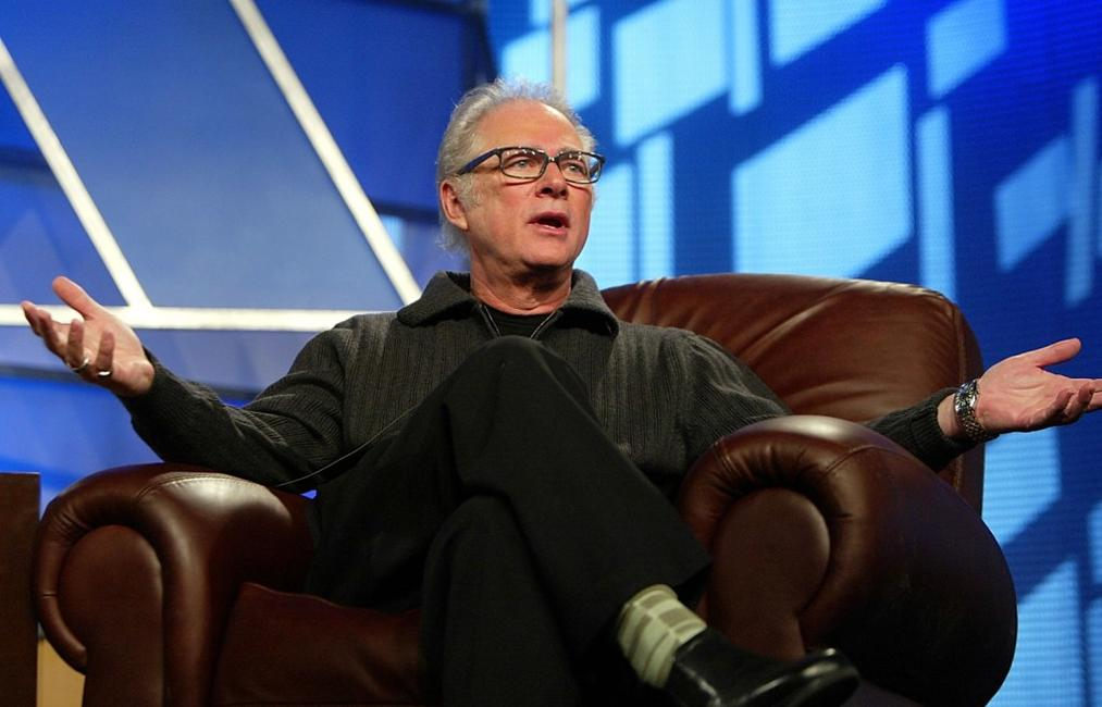 Barry Levinson at the Renaissance Hollywood Hotel for the FOX Television Critics Association Press Tour.