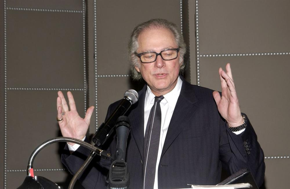 Barry Levinson at the Luxe Hotel Sunset Boulevard for the Creative Coalitions 2004 Spotlight Awards.