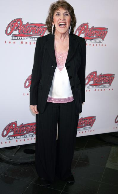 Ruth Buzzi at the Petersen Automotive Museum's 2005 Cars and Stars Gala.