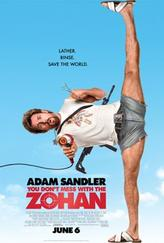 You Don't Mess With the Zohan showtimes and tickets