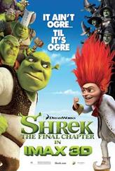Shrek Forever After: An IMAX 3D Experience showtimes and tickets