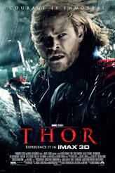 Thor: An IMAX 3D Experience showtimes and tickets