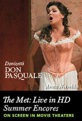 The Met Summer Encore: Don Pasquale showtimes and tickets