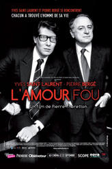 L'Amour Fou showtimes and tickets
