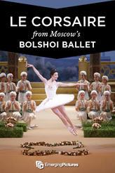 Le Corsaire: Bolshoi Ballet - Live showtimes and tickets
