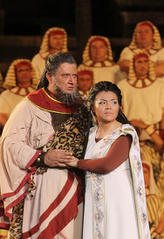 Giuseppe Verdi's - Aida showtimes and tickets