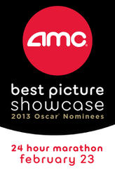 AMC Best Picture Showcase: 2013 Oscar® Nominees – Marathon showtimes and tickets