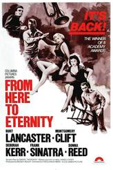 From Here To Eternity / The Search showtimes and tickets