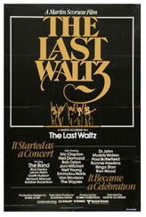 The Last Waltz / Ain't In It For My Health showtimes and tickets