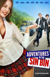 Adventures in the Sin Bin showtimes and tickets