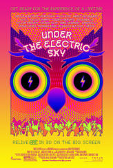 Under the Electric Sky 3D showtimes and tickets