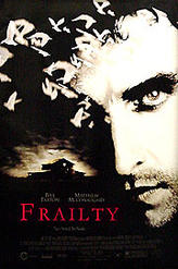 Frailty showtimes and tickets