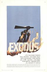 Exodus (1960) showtimes and tickets