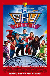 Sky High showtimes and tickets