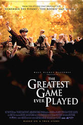 The Greatest Game Ever Played showtimes and tickets
