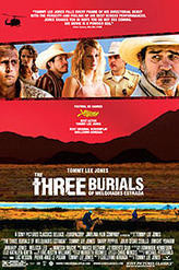 The Three Burials of Melquiades Estrada showtimes and tickets