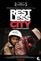 Restless City showtimes and tickets