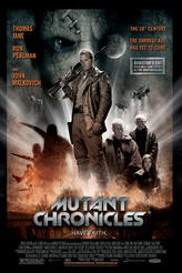 Mutant Chronicles showtimes and tickets