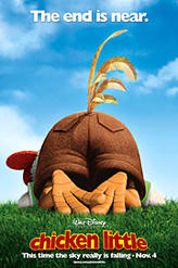 Chicken Little showtimes and tickets
