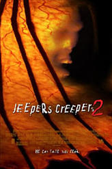 Jeepers Creepers 2 showtimes and tickets