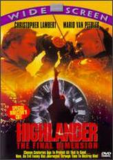 Highlander: The Final Dimension showtimes and tickets