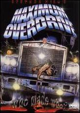 Maximum Overdrive showtimes and tickets