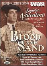 Blood and Sand (1922) showtimes and tickets
