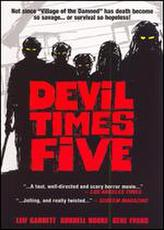 Devil Times Five showtimes and tickets