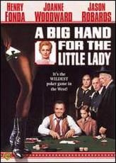 A Big Hand for the Little Lady showtimes and tickets