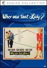 Who Was That Lady? showtimes and tickets