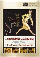 The Lieutenant Wore Skirts showtimes and tickets
