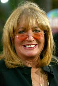 Penny Marshall at Gibson Amphitheatre at Universal CityWalk for the premiere of