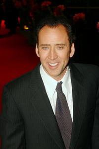 Nicolas Cage at the 53rd Berlinale Film Festival in Berlin, Germany.