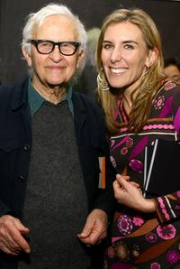 Albert Maysles and Director Amy Berg at the Lionsgate's