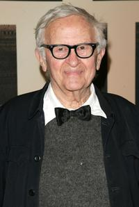 Albert Maysles at the Official Oscar Night Party.