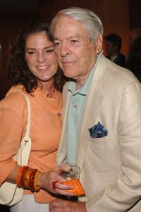 Kate and Kevin McCarthy at the Academy of Motion Picture Arts and Sciences' Salute to Don Siegel and screening of