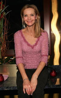 Joan Allen at the Afterglow party during the Mohegan Sun 10th Anniversary celebration at Ultra 88.