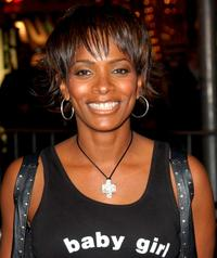 Vanessa Bell Calloway at the California premiere of