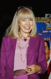 Terry Moore at the special screening of