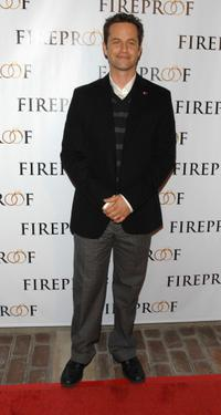 Kirk Cameron at the premiere of