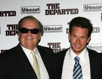 Jack Nicholson and Mark Wahlberg at the New York premiere of
